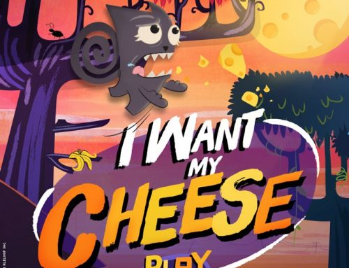 I Want My Cheese Play